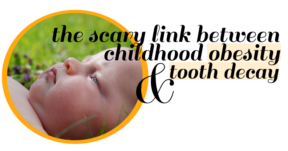 Childhood Obesity and Tooth Decay Image Header Flawless Dental Blog